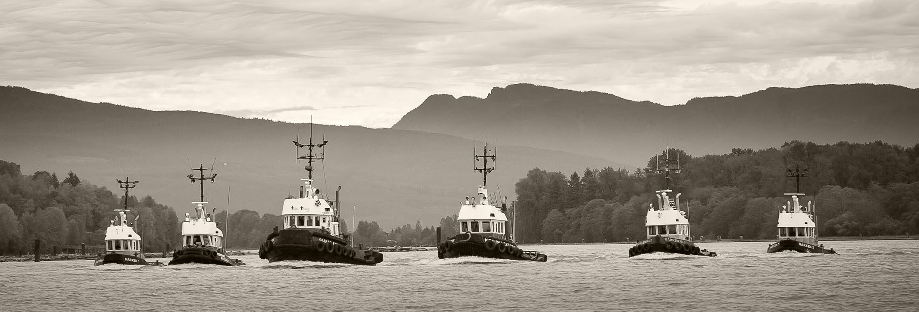 Continuous Tugs
